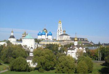 Historia Siergijew Posad (krótko). Siergijew Posad: historia miasta dla dzieci