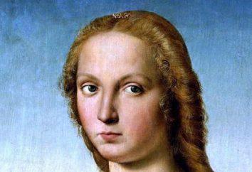 "Peinture ""La Dame de la Licorne"" de Raphael Santi: description, histoire"