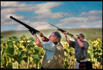 Marsh prado presa: una lista de los tipos y características de la caza. prado pantanoso y el juego de campo: una lista de características y de caza