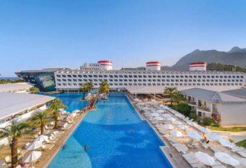 Hotel Queen Elizabeth Elite Sui 5 (Turquía / Kemer): fotos, precios y comentarios