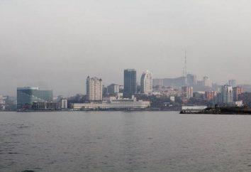 """Vladivostok hotel """"Amur Bay"""": fotos, descripción, comentarios"""