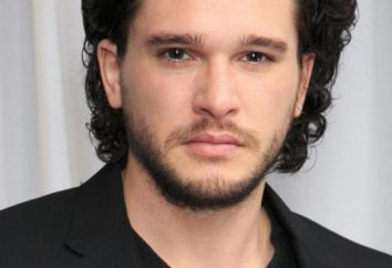 "Kit Harington – brytyjski aktor. Dzhon Snou z ""Game of Thrones"""