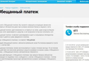 Jak przyjąć zapłatę na Rostelecom: instrukcje