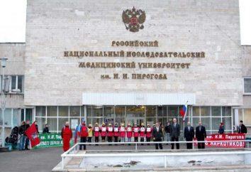 Mosca Pirogov Medical University – una delle principali università mediche del paese