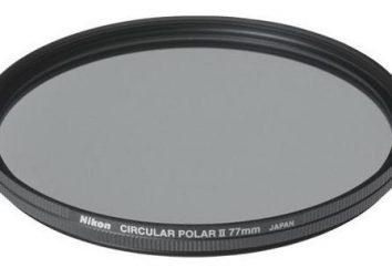 CPL-filtro con polarización circular. Curso de fotografía