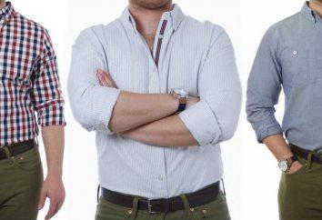 Wie die Ärmel seines Hemdes zu verstauen: gemeinsame Wege