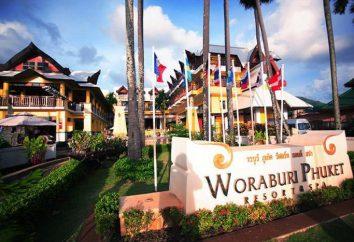 Hotel Woraburi Phuket Resort Spa 4 *: revisão, descrição, características e comentários de turistas