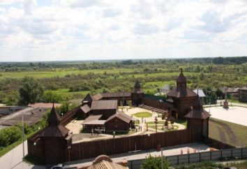 Yalutorovskiy Ostrog: opis kompleksu muzealnego i aktualne informacje dla zwiedzających