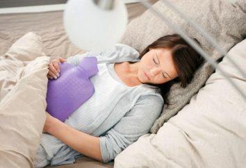 Ból brzucha w czasie menstruacji. Co robić? Kiedy do lekarza?