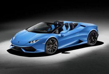 """Lamborghini Hurricane"": as coisas mais interessantes sobre a novidade italiana"