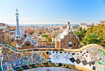Espanha em abril – a única de férias