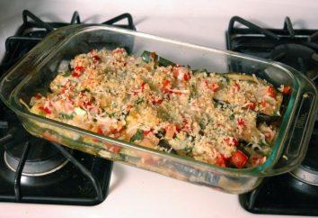 Ragoût de légumes de courgettes et d'aubergines – Cuisiner à la maison