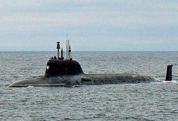 """""""Ash"""" (sottomarino). sottomarini nucleari multiuso del Progetto 885 """"Ash"""""""
