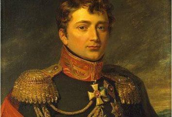 Count Vorontsov Mihail Semenovich: biografia, foto, famiglia