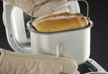 Maszyna chleb naprawić swoje ręce. Chleb maker nie działa: Możliwa przyczyna. Chleb producent części