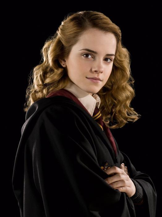Hermione dans harry potter quel est le nom germiona greyndzher photo - Qui est hermione granger ...