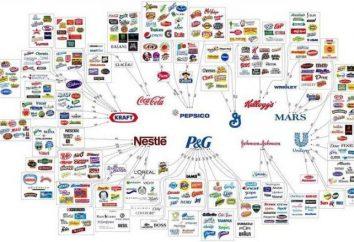 In quale paese è il più grande multinazionali?