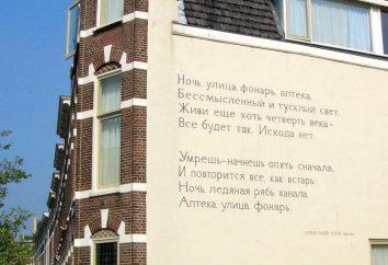 """Analiza: Block, """"Wiersze o pięknej pani"""". Poezja Aleksandra Błoka"""