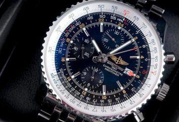 Uhren Breitling Navitimer: die Vorteile und Eigenschaften des Produkts