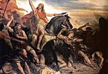 Cidade, que Franks derrotaram os árabes – puzzles chamada Batalha de Poitiers