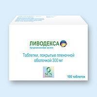 "Medicina ""Livodeksa"": istruzioni per l'uso"