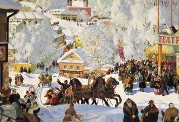 Quando e come schedrovat del Vecchio nuovo anno? tradizione russa