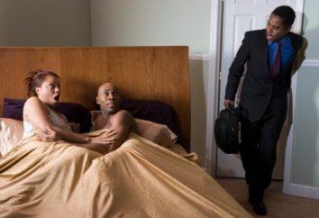 Perché il sogno di barare marito, e viceversa