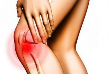 El dolor de rodilla: causas, el tratamiento de los remedios caseros y ungüentos