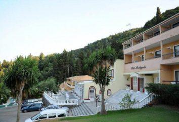 Hôtel Benitses Bay View Hôtel 3 * (Corfou, Grèce): description, photos et commentaires