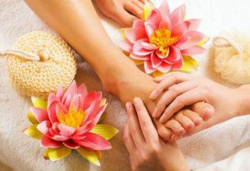 Aktywnych punktów na stopach. masaż stóp jest konieczna dla wszystkich!