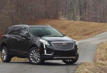 Car HT5 « Cadillac »: une vue d'ensemble, spécifications et commentaires