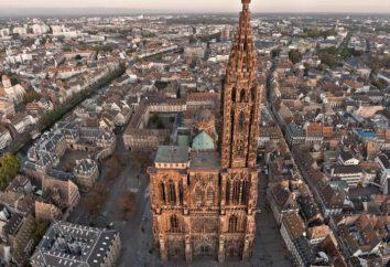 Katedra w Strasburgu we Francji: przegląd, opis, historia i ciekawostki