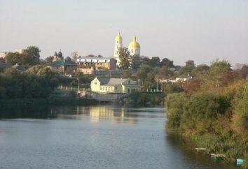 Ros: rzeka w centralnej Ukrainie. Wakacje, wędkarstwo, zwiedzanie