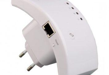 Repeater WiFi: jak to działa, konfiguracja połączenia