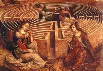 testimonianze materiali di antichi miti greci – il labirinto del Minotauro