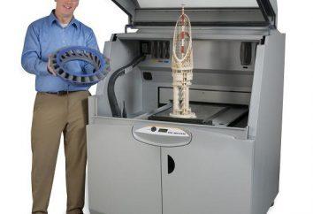 Real Geschäft mit 3D-Druckern