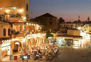 Cidade Velha, que fazer em Rhodes e fotos