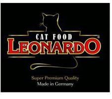 """La comida para gatos """"Leonardo"""": descripción y comentarios"""