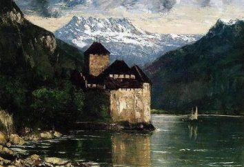 Château de Chillon en Suisse