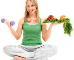 Nous organisons une bonne nutrition avant et après la formation