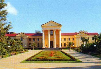 Art Museum, Sochi Beschreibung, Ausstellung, Öffnungszeiten