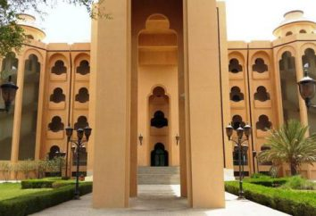 Hotel pięciu kontynentach Ghantoot Beach Resort 4 * (UAE / Dubaj): zdjęcia i opinie