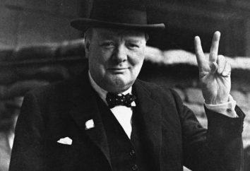 El más famoso dicho de Winston Churchill sobre la democracia y la política