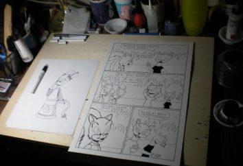 Comment créer une bande dessinée?