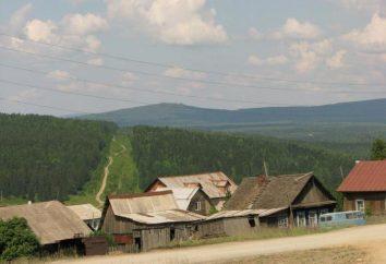 Il villaggio di Warm Hill, Territorio di Perm: tra Europa ed Asia