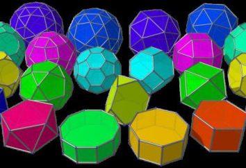 polyèdre de balayage pour le collage. Balayage étoilées polyèdre