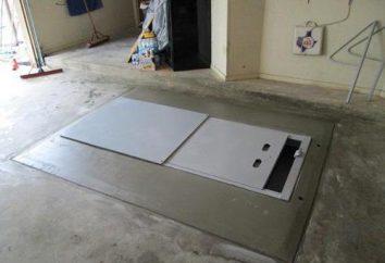 Comment faire un garage en sous-sol?