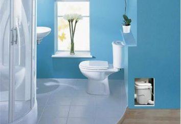 Abwasserpumpen für Toiletten: Ratschläge zur Wahl und Hersteller Feedback