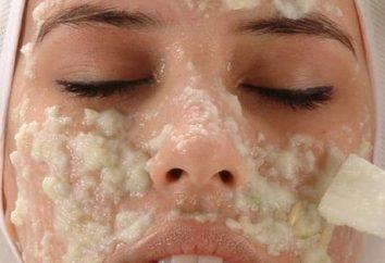 Peeling di cloruro di calcio – una moderna procedura cosmetica