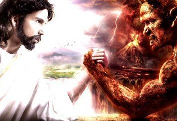 L'inferno di fuoco, o che cosa è l'inferno?